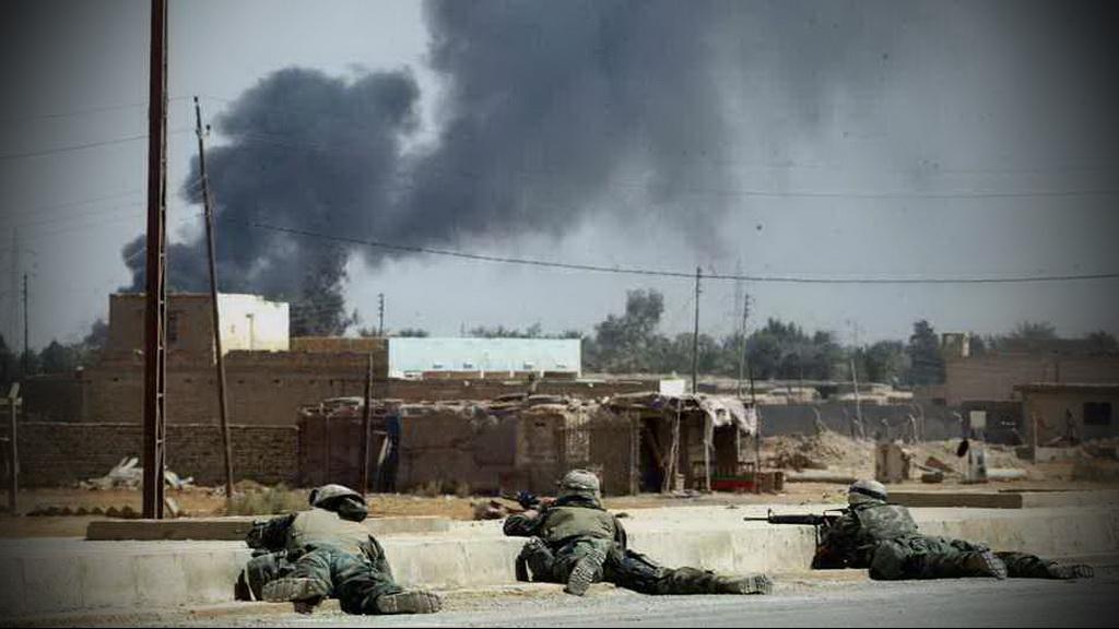 Миф - события в Ираке