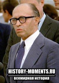 Бегин, Менахем (1913-1992) - Израильский государственный деятель родом из Белоруссии