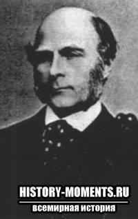 Гапьтон (Голтон), Фрэнсис (1822-1911)