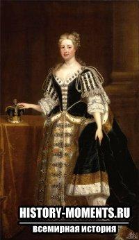 Каролина Ансбахская (1683-1737)
