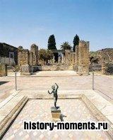 Древний город Помпеи