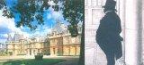 Усадьба Уоддесдон-Манор под Баксом построена Ротшильдами. Тень Натана Ротшильда (справа), так недостающего его лондонским коллегам, навсегда останется в Сити.
