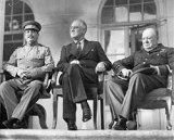 Тегеранская конференция (28 ноября - 1 декабря 1943)