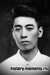 Краткая биография китайского министра Эньлай Чжоу (1898-1976)