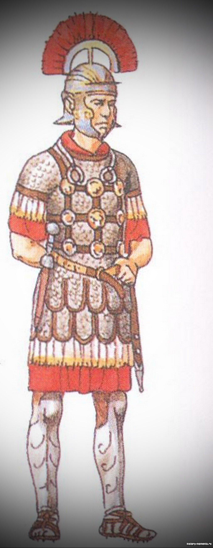 Первый центурион -главный центурион легиона.