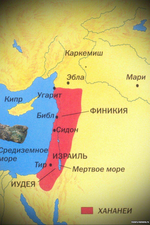 Расселение древних народов, упомянутых на этом развороте.