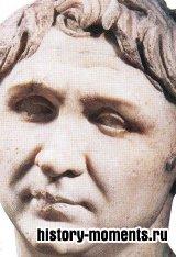 Скульптурное изображение Помпея Великого.