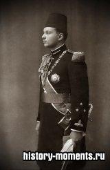 Фарук - знаменитый король Египта