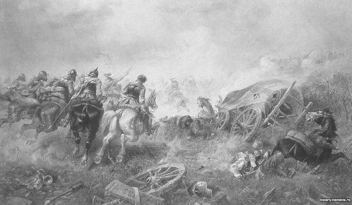 Эджхиллское сражение, начавшее Гражданскую войну в Англии, было первым вооруженным столкновением между англичанами со времен окончившейся почти за 200 лет до него войны Алой и Белой розы. Обе стороны заявили о своей победе в этом сражении.
