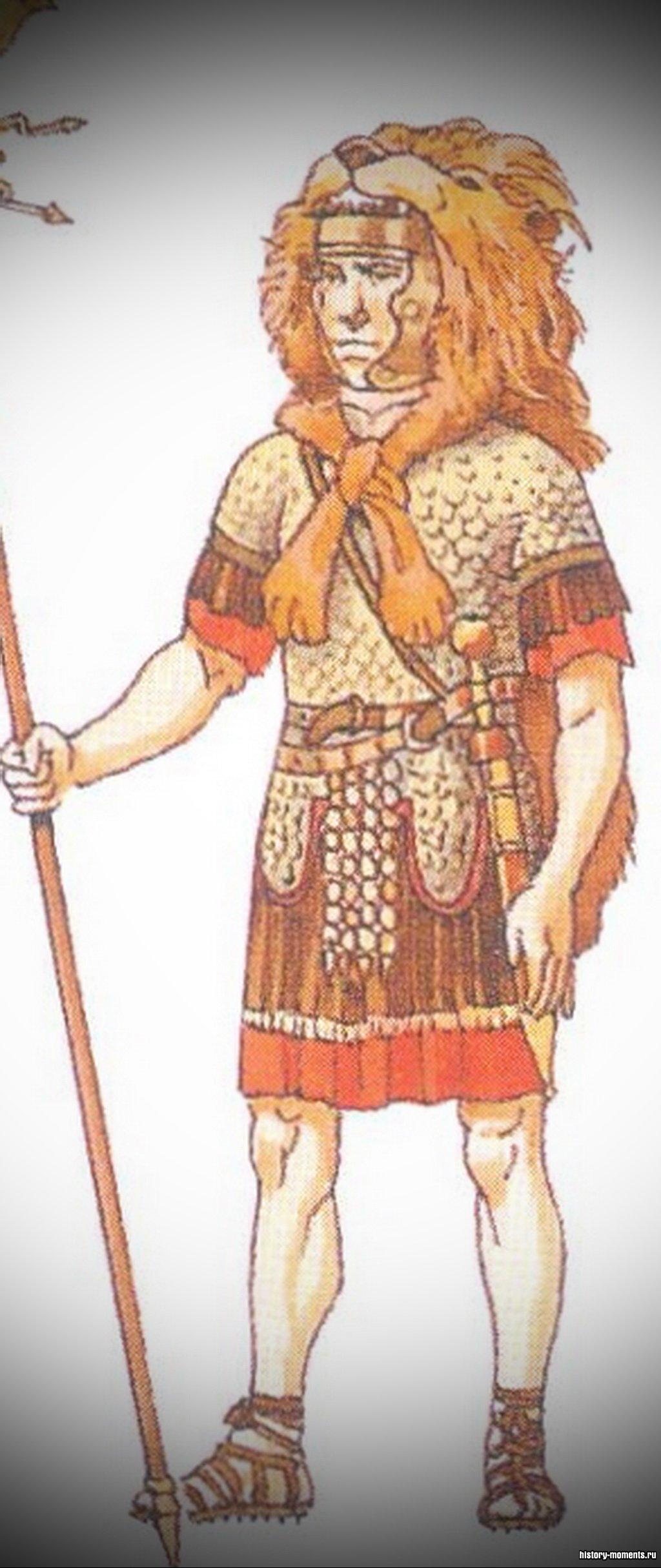 Аквилифер - орлоносец легиона. Нес во время битвы эмблему - золотого орла.