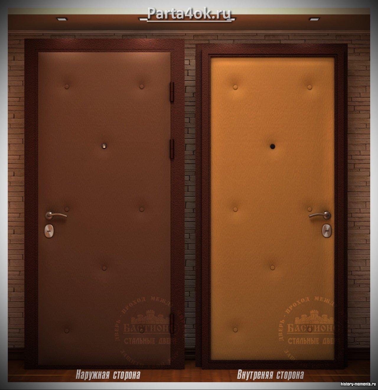 Где купить железную дверь недорого