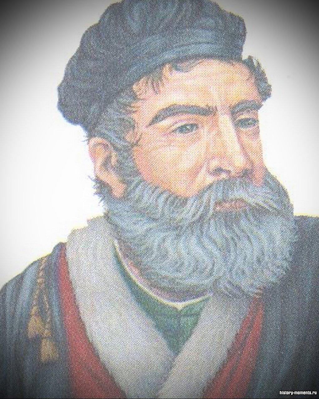 Итальянский купец Марко Поло несколько лет провел во дворце монгольского императора Хубилая в 70-х гг. XIII в.