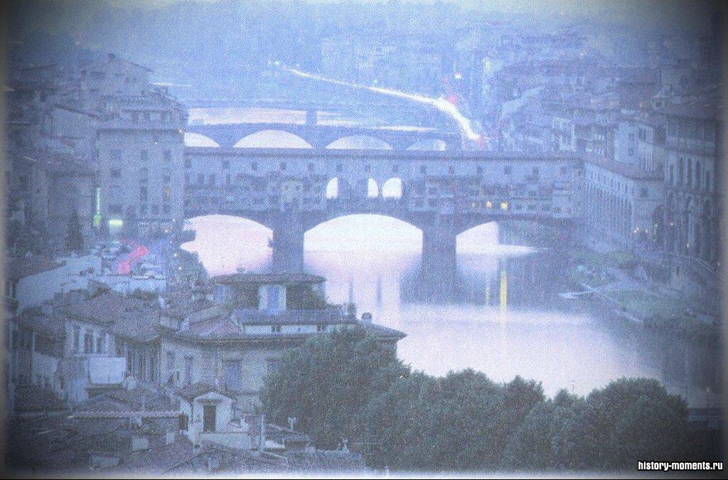 Город Флоренция в Италии был одним из главных центров искусств в эпоху Возрождения.