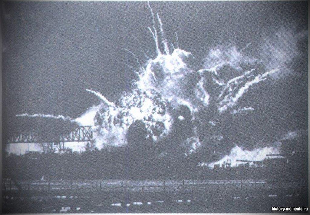 США, разгромив японскую эскадру в морском сражении при Мидуэе в июне 1942 г., вернули себе господство на Тихом океане.