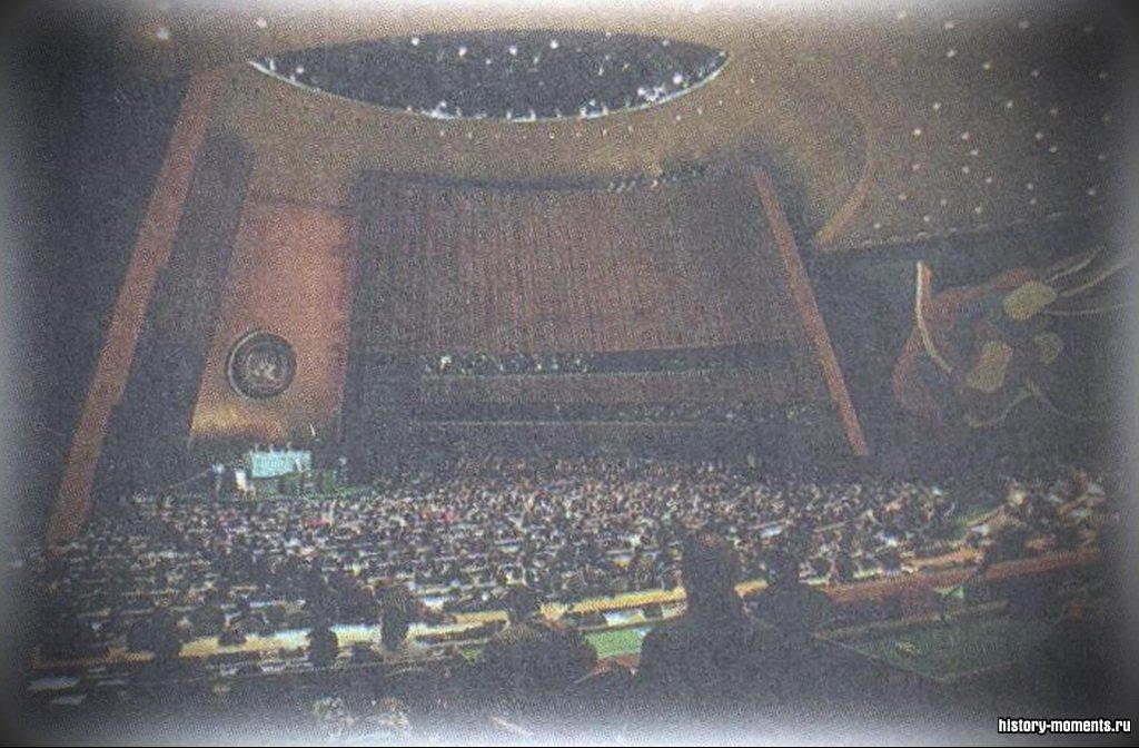 Представители 185 стран сообща обсуждают главные международные проблемы на сессиях Генеральной Ассамблеи ООН.